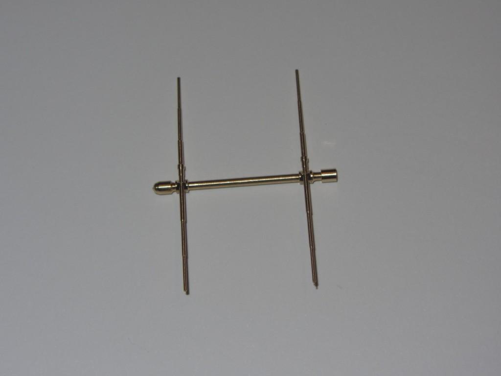 FuG 220-Lichtenstein Rückwärtswarn Antenne...