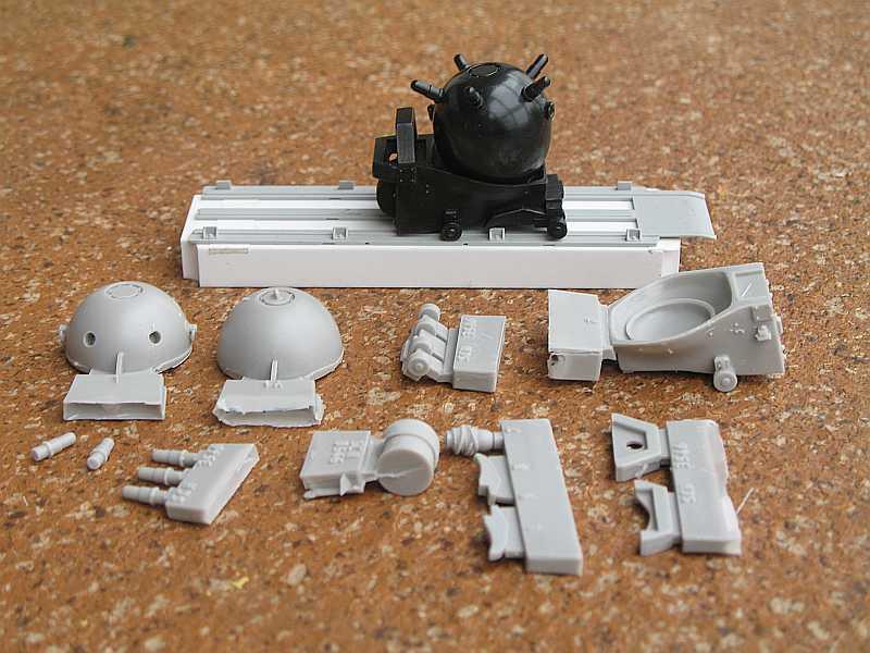 German Sea Mines for Italerie S-100...