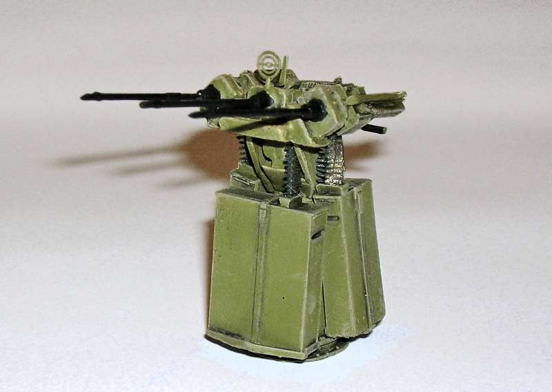 1/35-Germ. MG. 151/20-triple for E-boats S151 - S158...