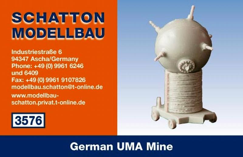 German UMA Mine...