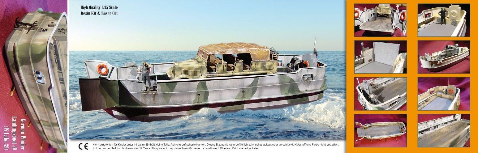 Pionier Landungsboot 39...