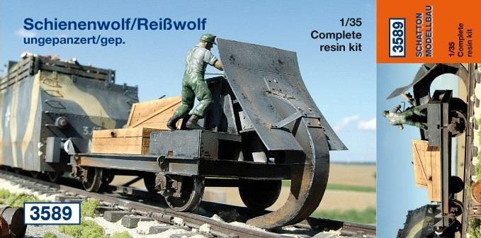 Schienenwolf / Reißwolf...