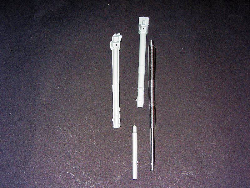 1/48-German 8,8 cm Flak 18 gun barrel for Italerie...