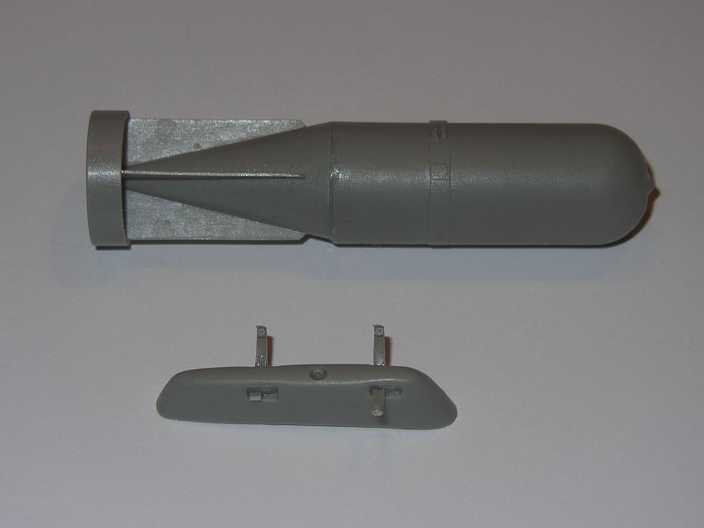 "German Heavy Bomb ""Dicker Max"" mit ETC Schloss 2000..."