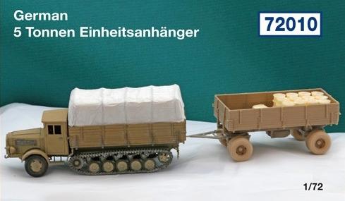 German 5 Tonnen Einheitsanhänger...