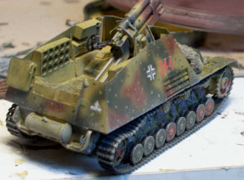 dt. 15 cm Panzerhaubitze